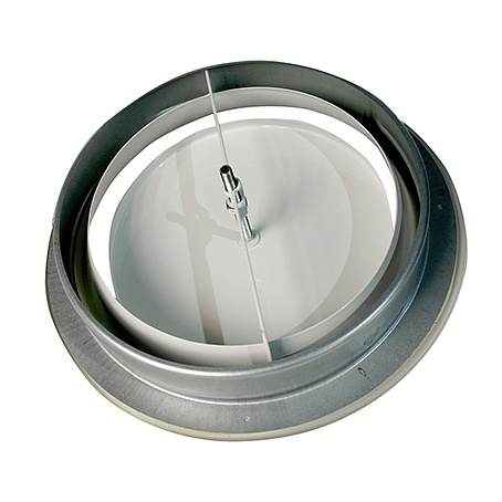 Клапан приточный КП ф 200